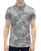 """Рубашка Поло с полной запечаткой """"UFO Style"""" - фантастика, абстракция, инопланетяне, ufo, пришельцы"""