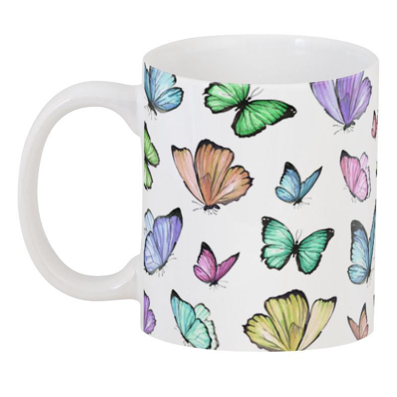 Printio Бабочки кружка printio бабочки