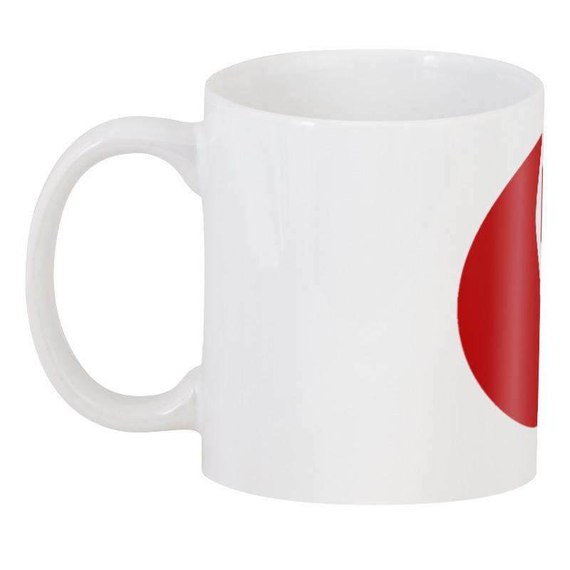 """3D кружка Printio """"кофейная япония"""""""