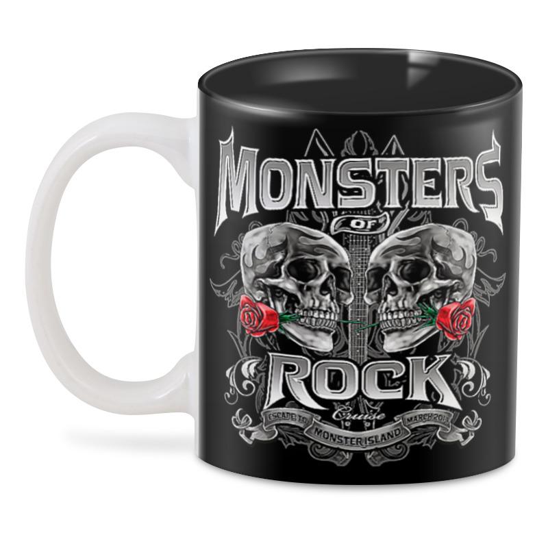Printio Музыка. monsters rock кружка printio музыка