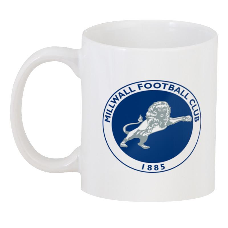 Printio Millwall fc logo tea cup 3d кружка printio raw cup