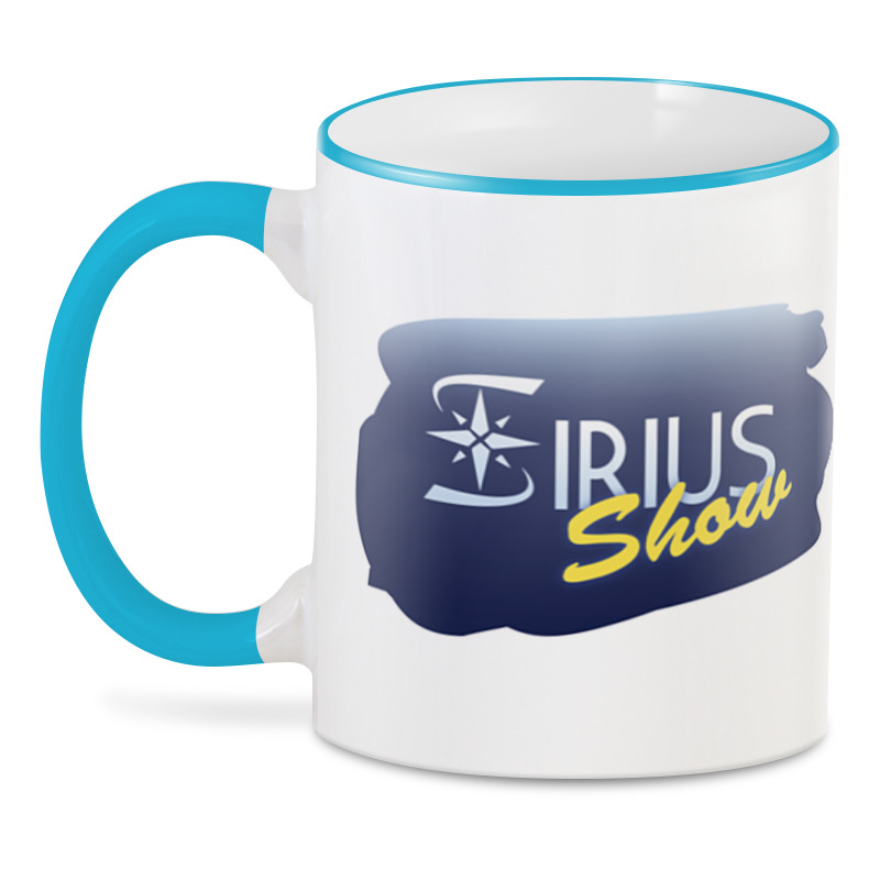 3D кружка Sirius Show