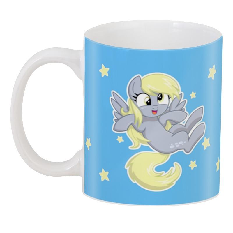 3D кружка Printio My little pony (derpy) кружка printio pony fun
