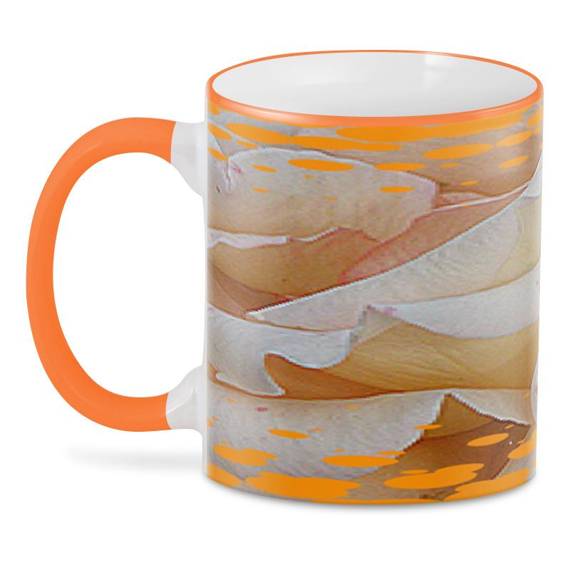 3D кружка Printio Нежные лепестки. 3d кружка printio оранжевая змея