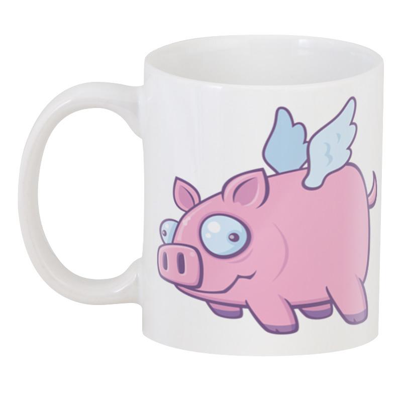 3D кружка Printio Свинья - ангел 3d кружка printio свинья ангел