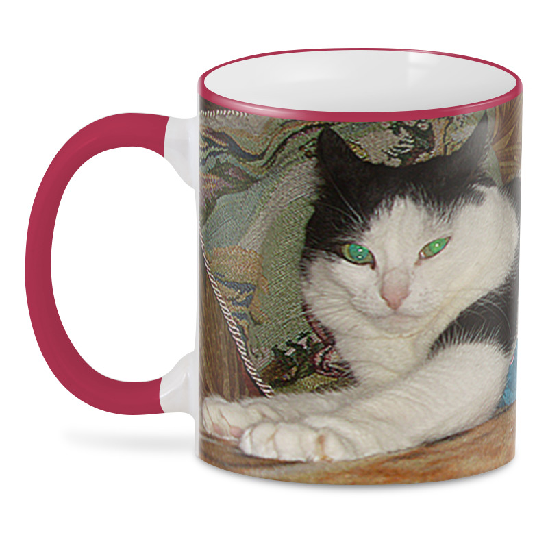 Printio Миссис кошка.