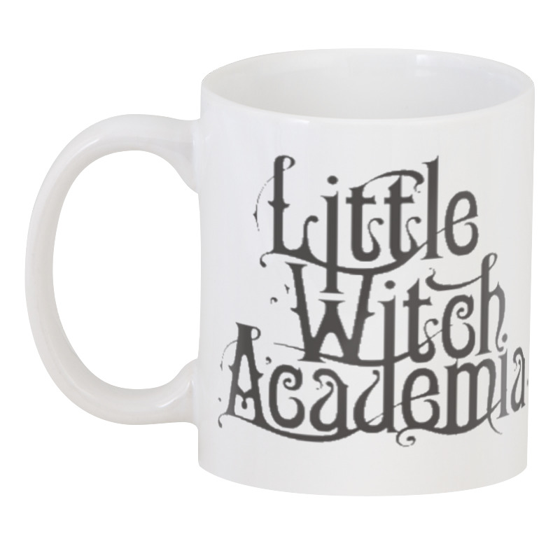 Printio Little witch academia аниме чашки универсальный товар little k adams