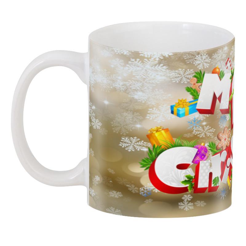 3D кружка Christmas