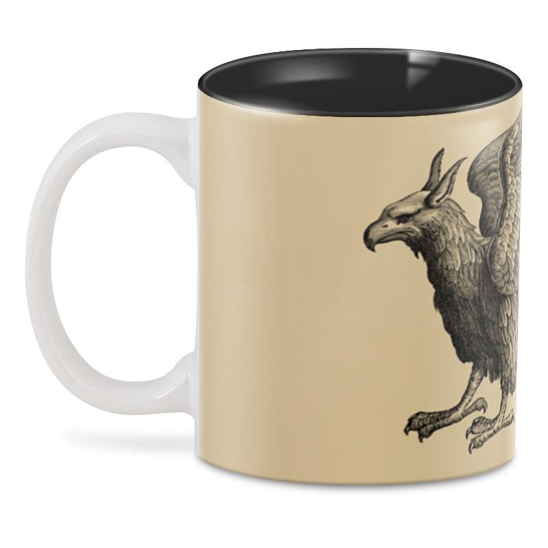 лучшая цена Printio Мистическое животное грифон