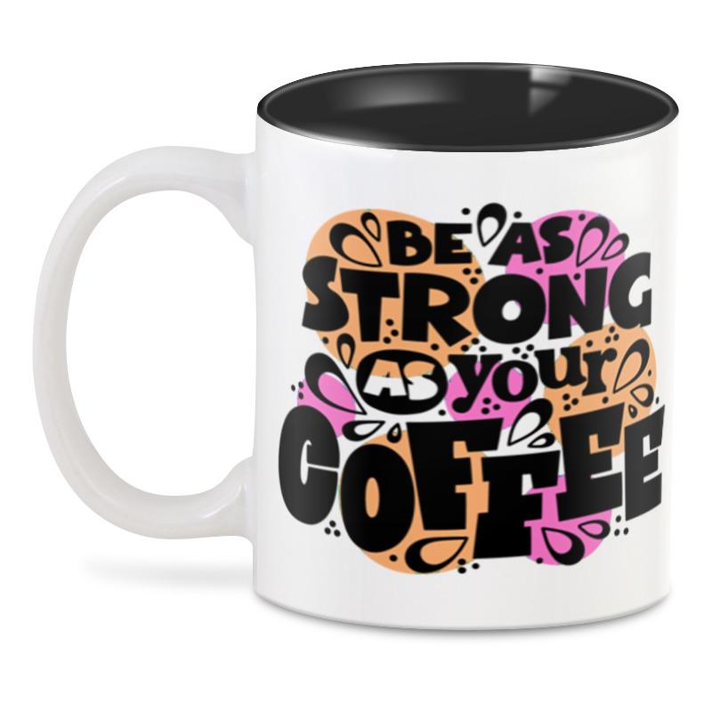 3D кружка Printio Coffee