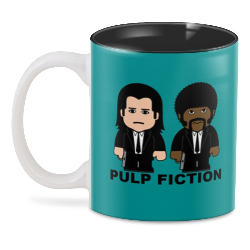 3D кружка Pulp Fiction
