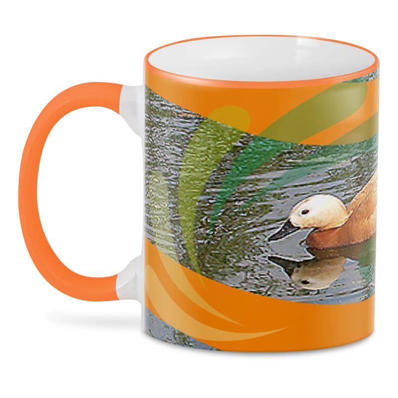 3D кружка Printio Огарь. 3d кружка printio оранжевая змея