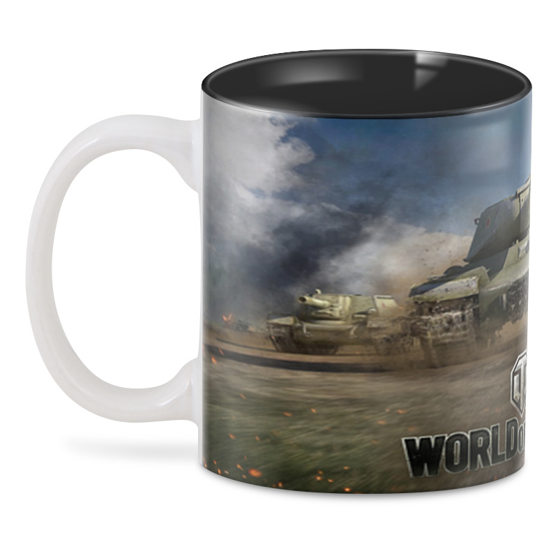 3D кружка Printio World of tanks кружка printio world of tanks