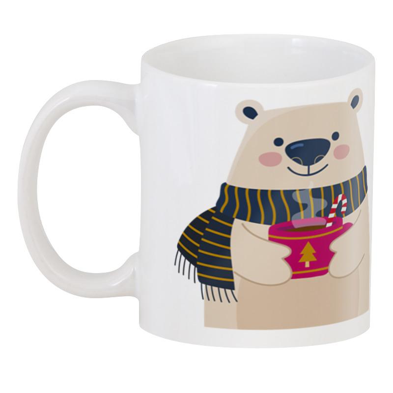 Printio Медведь с чаем