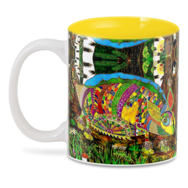 цены на Printio Радужный чай два зверя  в интернет-магазинах