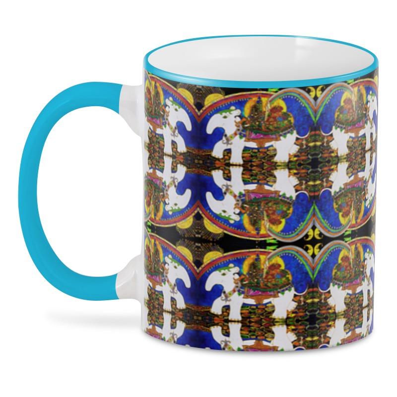 3D кружка Printio Сказочный чай александра лисина сказочный переполох