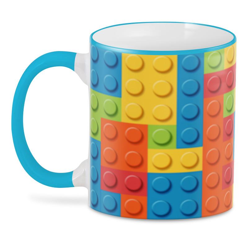 3D кружка Printio Лего