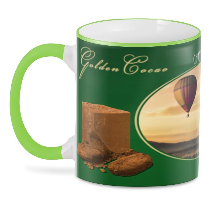 3D кружка Golden Cacao