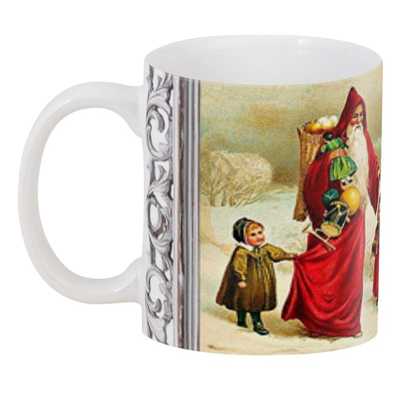 Printio Дед мороз и дети маленький дед мороз 2019 01 13t10 30