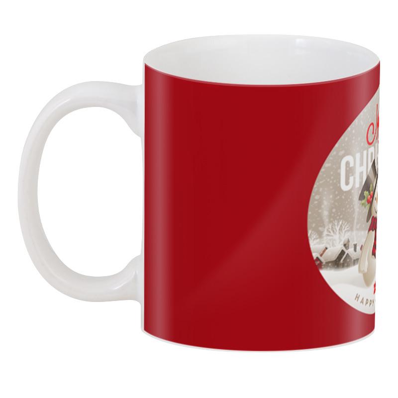 3D кружка Printio Christmas christmas crooners 3d pop up sleeve