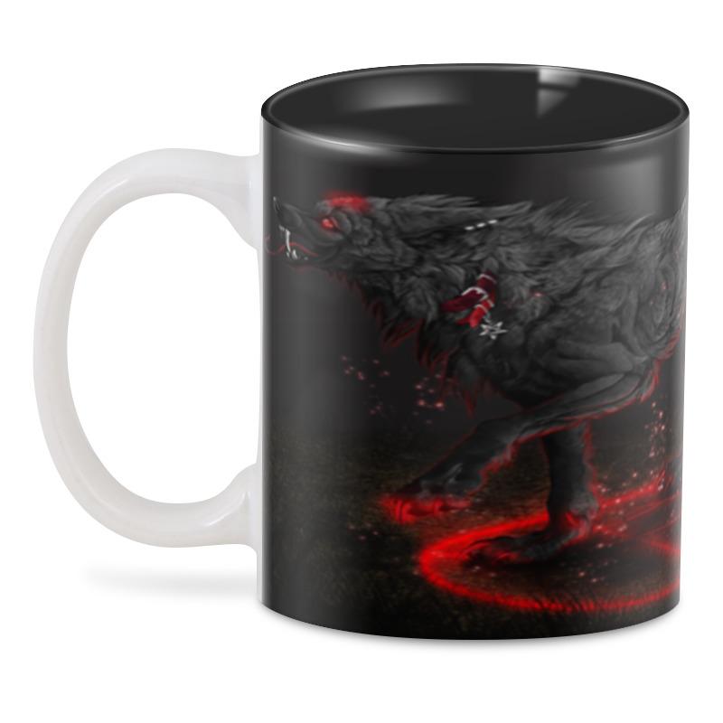 где купить Printio Демонический волк по лучшей цене