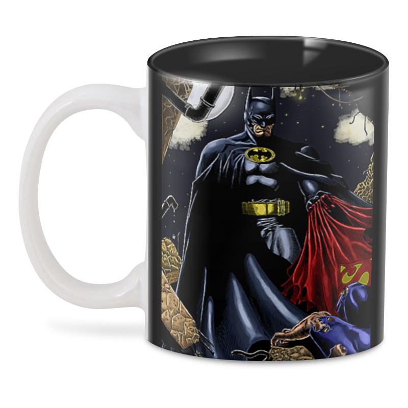 3D кружка Printio Бэтмен batman цена