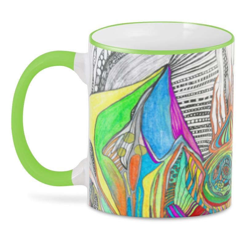 3D кружка Printio Кот-чайник лимите эдитион :)
