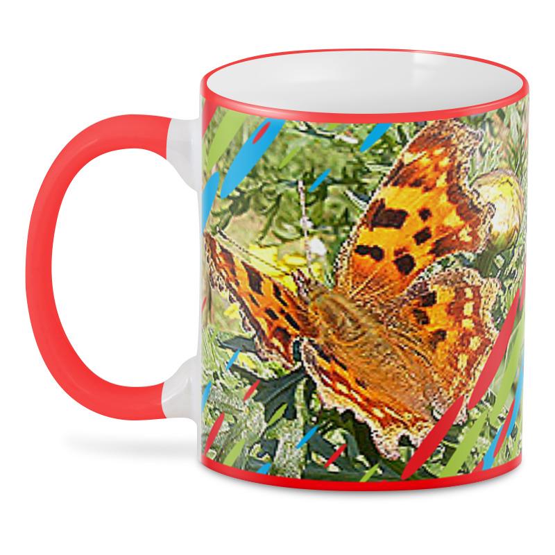 Printio Радужные бабочки. цена и фото