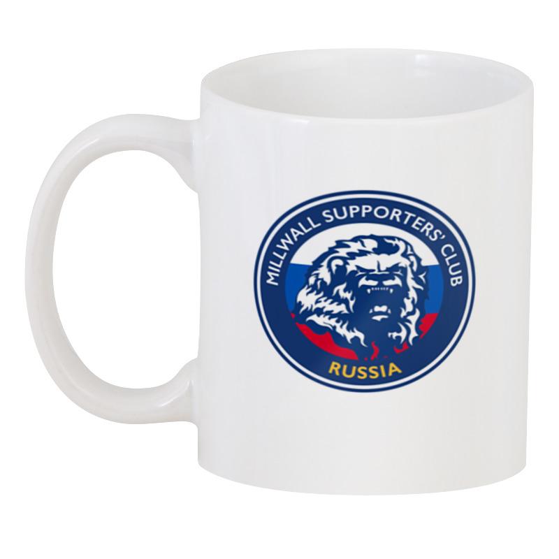 Printio Millwall msc tea cup цена в Москве и Питере