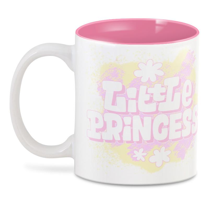 Printio Little princess little tikes горка складная розовая little tikes