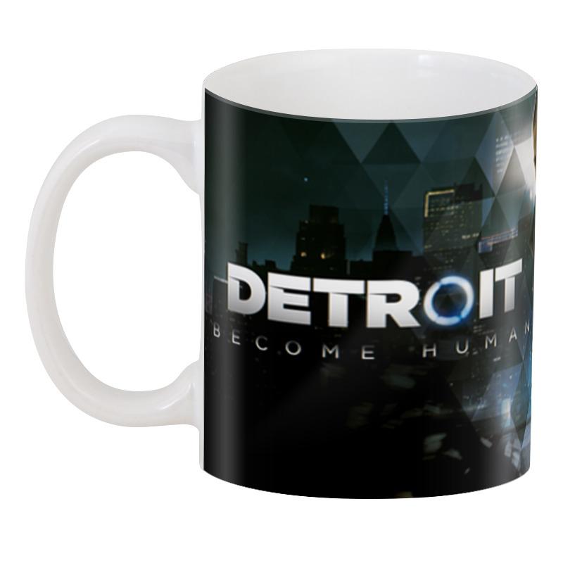все цены на 3D кружка Printio Detroit become human