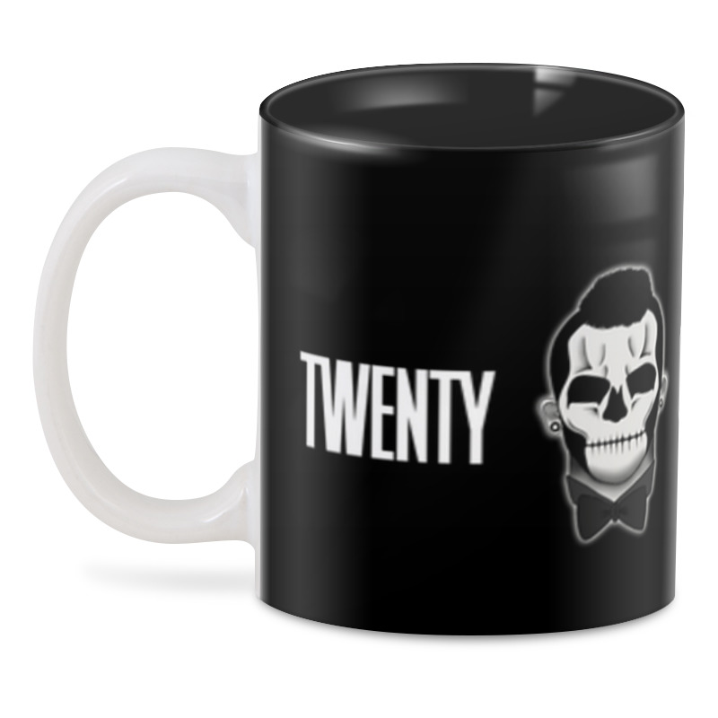 3D кружка Printio Twenty one pilots футболка print bar twenty one pilots джош дан