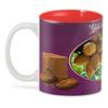 """3D кружка """"Golden Cacao"""" - любовь, юмор, счастье, шоколад, chocolate"""