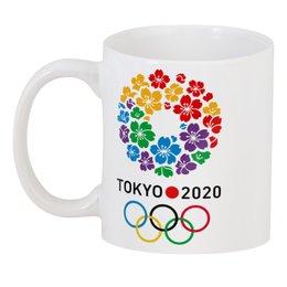 """3D кружка """"Токио 2020"""" - посуда"""