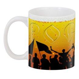 """3D кружка """"РОССИЯ (футбол)"""" - пиво, футбол, символика, сборная, мундиаль"""