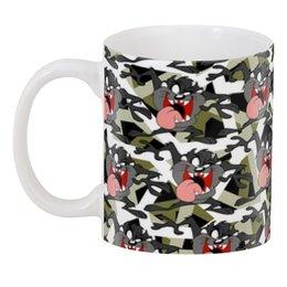 """3D кружка """"Тазик чая"""" - чай, таз, tea, taz"""