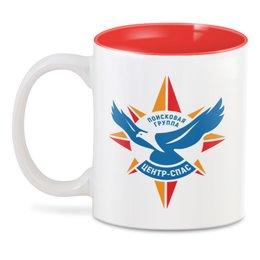 "3D кружка ""Sokolov cup black"" - centr-spas"