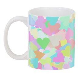"""3D кружка """"Для подарка нежно-любимому человеку"""" - праздник, сердце, любовь, 14 февраля, подарок"""