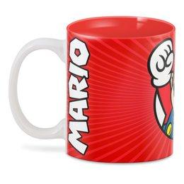 """3D кружка """"MARIO"""" - компьютерные игры, супергерой, сыну, супер марио, игроманам"""