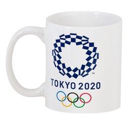 """3D кружка """"Олимпиад 2020"""" - посуда"""