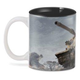 "3D кружка ""ТАНК "" - танки, wot, world of tanks, tanks"
