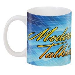 "3D кружка ""Modern Talking"" - музыка, модерн токинг, томас андерс, дитер болен, меломану"