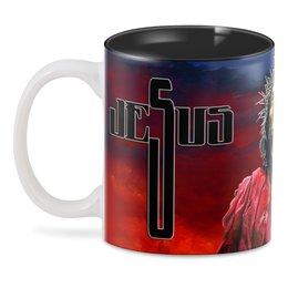 "3D кружка ""Jesus"" - религия, христианство, иерусалим, иисус христос, киноманам"