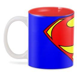 "3D кружка ""супермен"" - супермен"