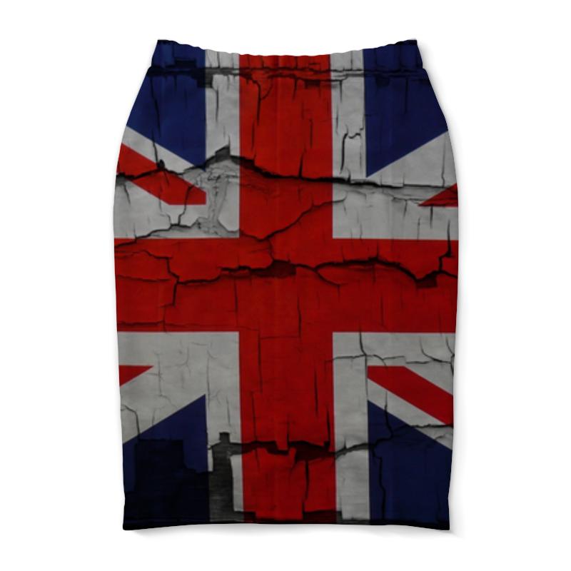 Юбка-карандаш Printio Британский флаг юбка карандаш printio london