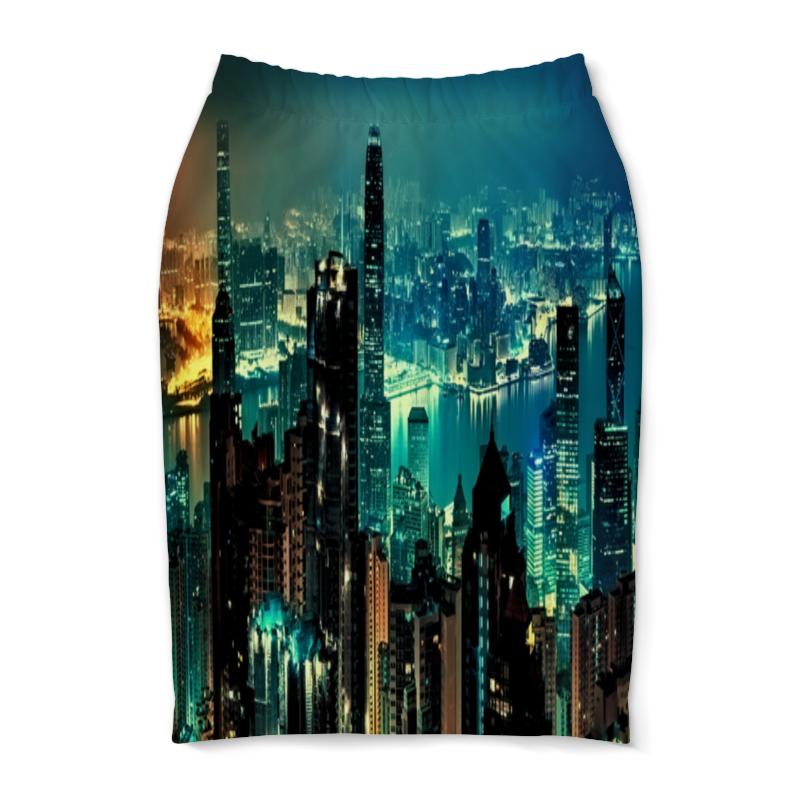 Юбка-карандаш Printio New york assembly new york мини юбка