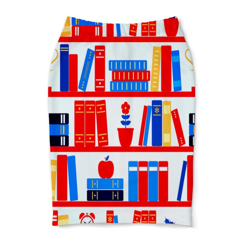 Юбка-карандаш Printio Книги
