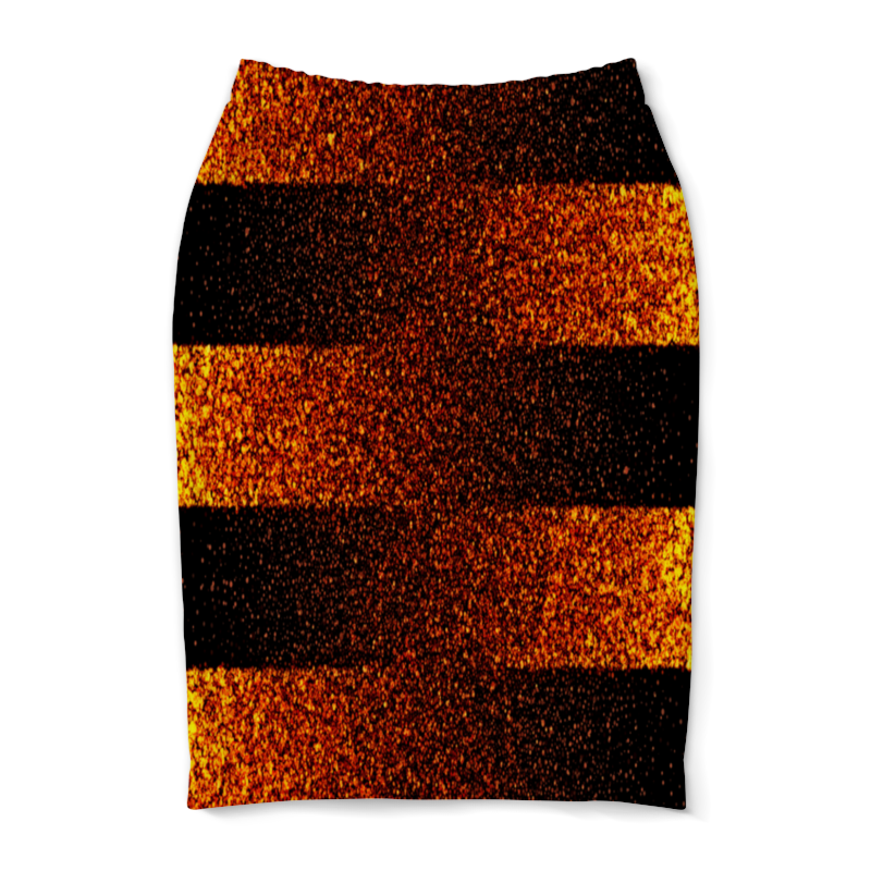 Юбка-карандаш Printio Полосы блеска юбка карандаш printio цветные полосы