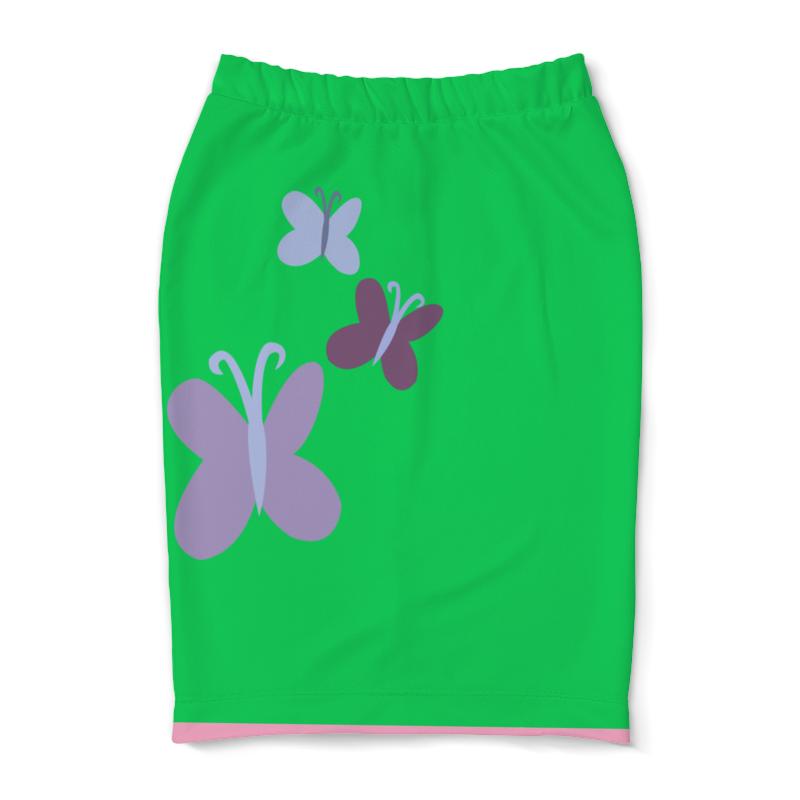 Юбка-карандаш Printio Fluttershy юбка