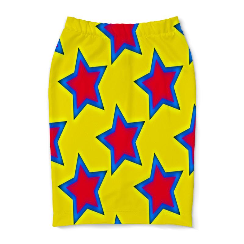 Юбка-карандаш Printio Звезды атакама атакама звезды